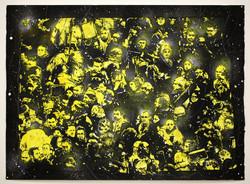 Framed Crowd