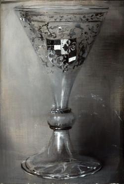 Untitled Wine glass