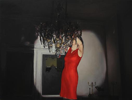 Marcin Cienski, Red Dress