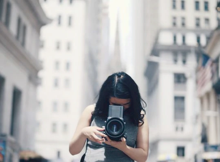 Photog shares wide scope of analog for her in Ilford Photo #MyFilmStory