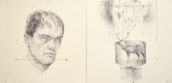 High Definition (2) - Diptych