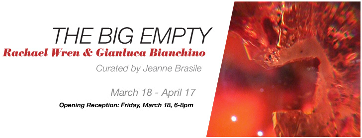 Resident Gianluca Bianchino in duo show at Rooster Gallery | eskff