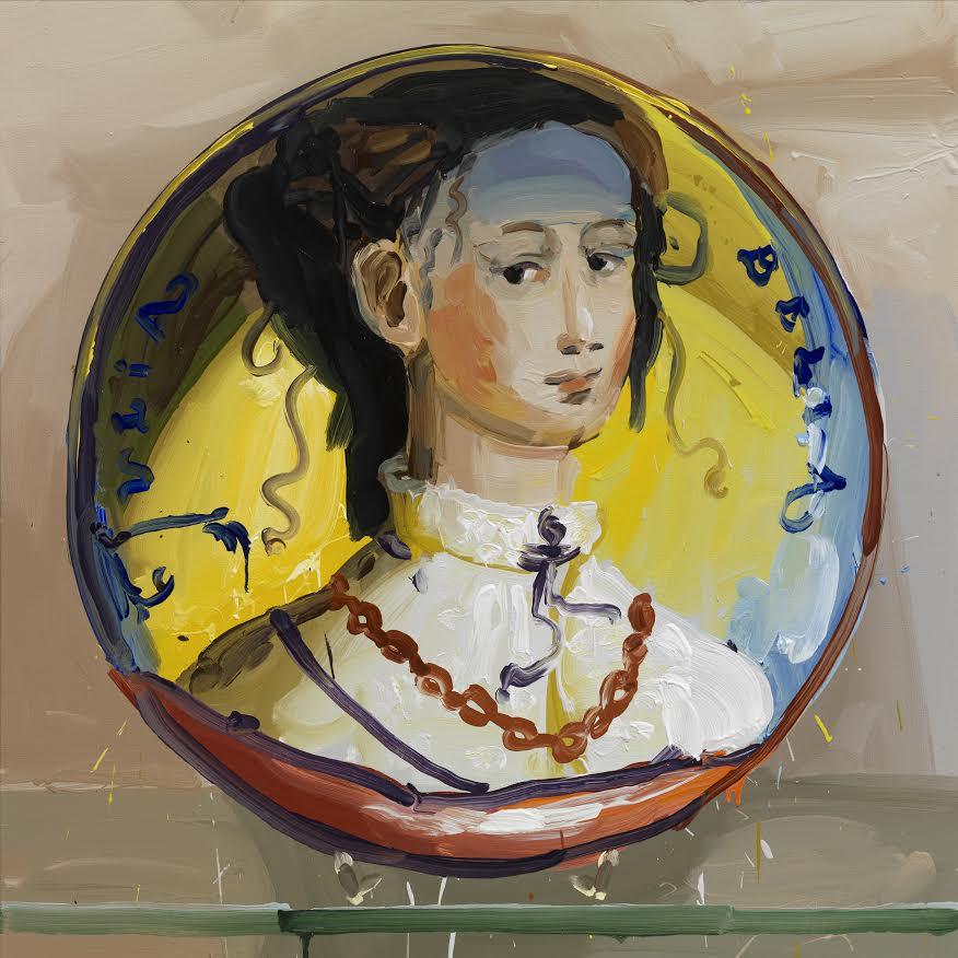 Louvre, Julie Belle
