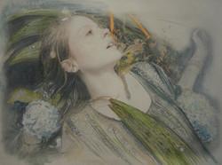Untitled, Priscilla in Ecstasy