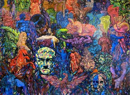 Korean-American artist Arthur Kwon Lee draws inspiration from myth