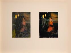 Double portrait, Eileen