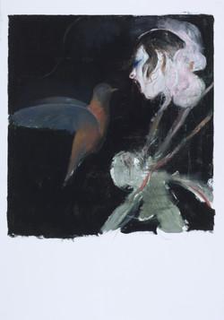 Tinei, Flower and bird