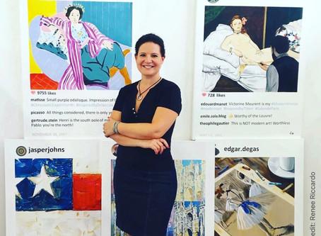 Artist residency - Testimony of Laurence de Valmy