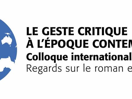 13 décembre 2013: Conférence - La littérature: du questionnement au monde