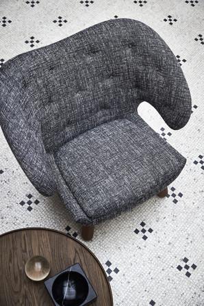 Pelican Chair Grey Fabric Ny Carlsberg 2