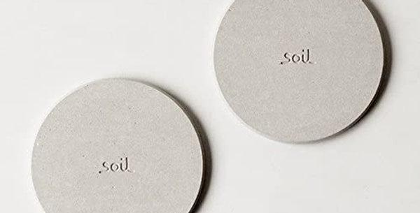 תחתיות Soil סופגות נוזלים