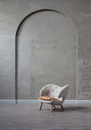 Pelican Chair, fabric, leather.jpg