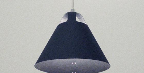 'Rivet' מנורת  Shigeki Fujishiro
