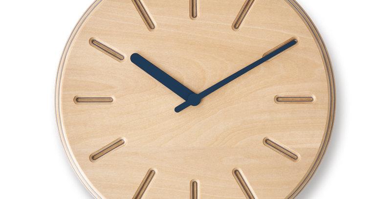 שעון נייר-עץ