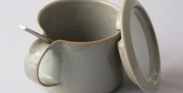 'Moderato' series Sugar Pot