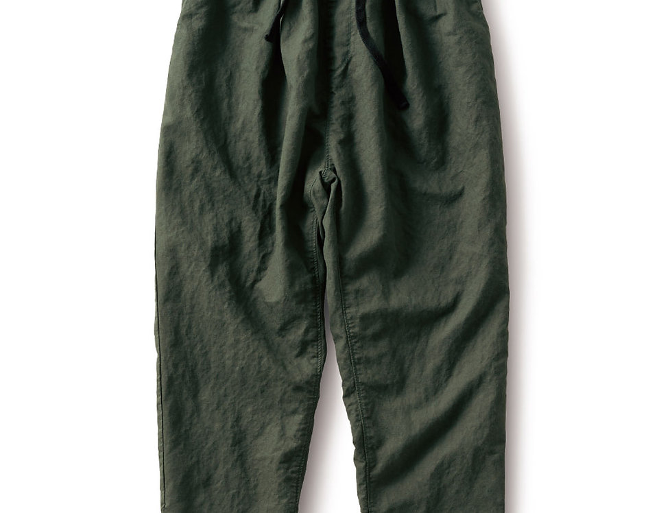 Cotton linen loose pants -DG-