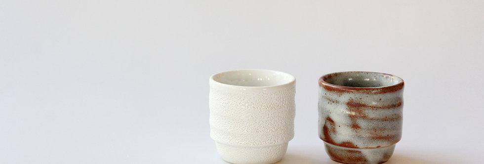 כוס טקסטורות / כוס אדמה