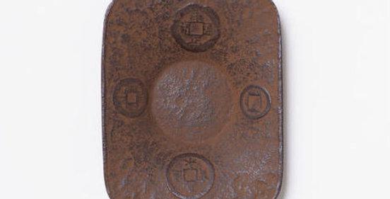 Old Coin צלוחית ברזל