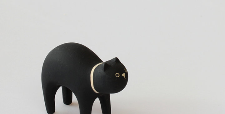 Black cat חתול שחור
