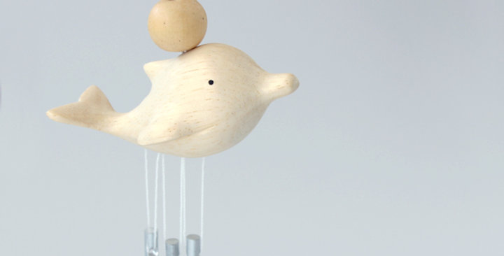 Dolphin chime