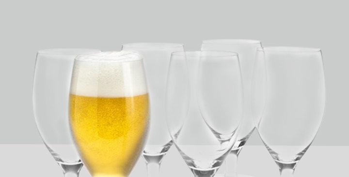 Arne Jacobsen סט 6 כוסות בירה