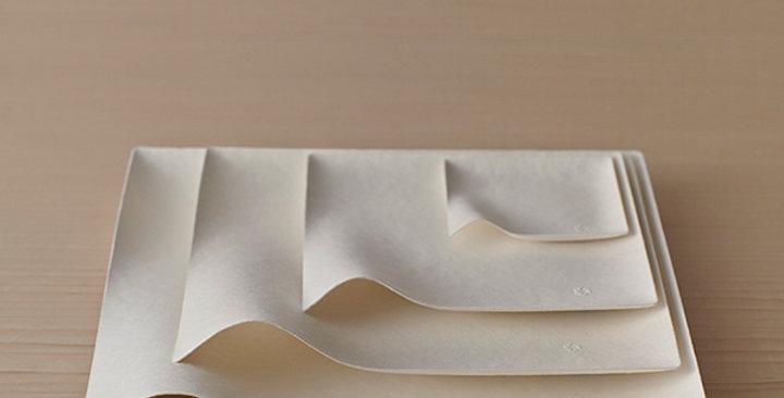 Kaku plate צלחת מרובעת