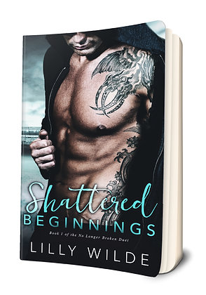 Shattered Beginnings - Autographed