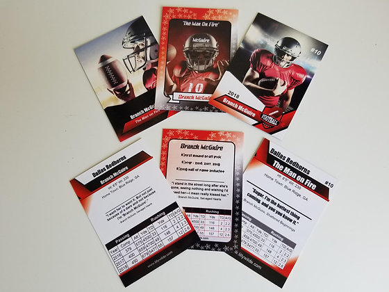 Branch McGuire Trading Cards