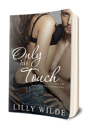 Only His Touch, Part One - Autographed