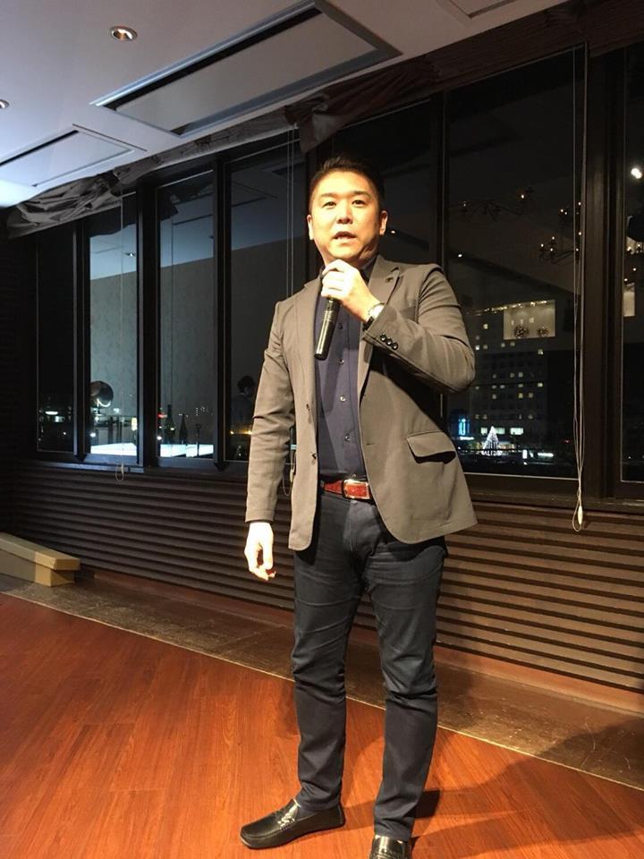 2017年11月11日に四究会第76回例会を開催! 会長報告