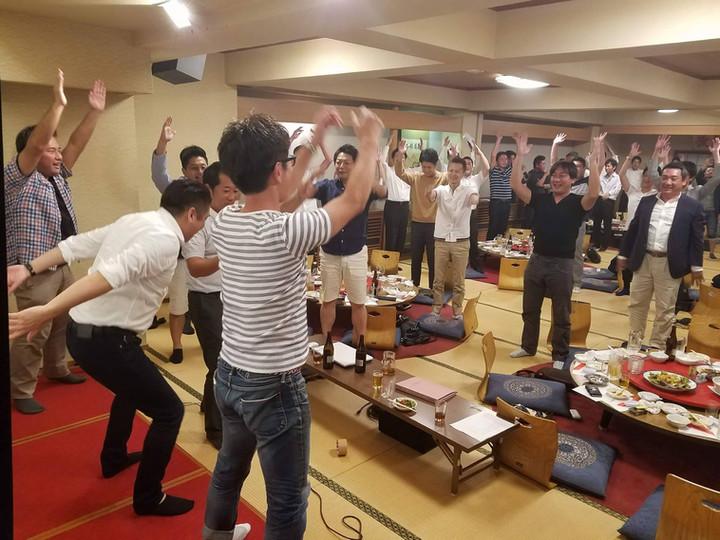 2018年1月13日に四究会第77回例会を開催! 会長報告