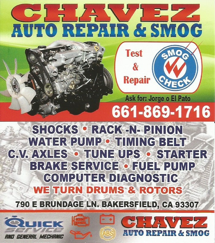 Chavez Auto Repair and Smog