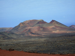Timanfaya - montagne del fuoco
