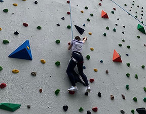 G/F 歷奇訓練- 高場及攀石場