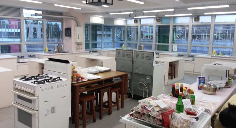 科技與生活室 - 廚房