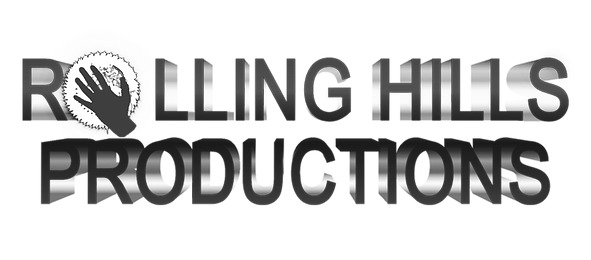Rolling Hills Productions Still BW Logo.
