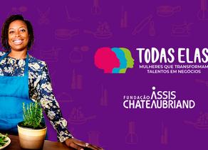 Fundação Assis Chateaubriand promove curso de empreendedorismo para mulheres de baixa renda