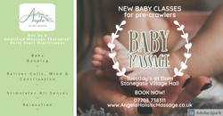 Baby Massage AHM