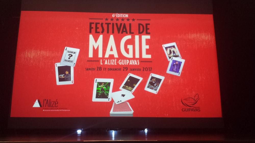 Magicien à Brest