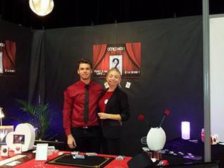 Magie et Surprises au Salon du Mariage -Brest 2016-