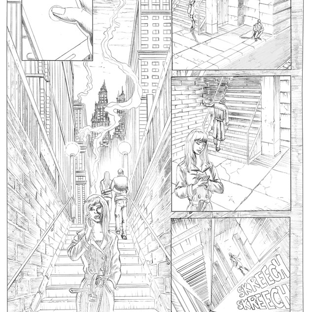 Spiderman Protection Pencils 1