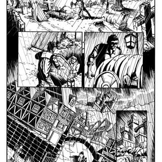Frankenstein inks pg2