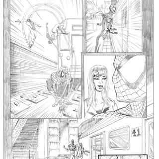 Spiderman Protection Pencils 4