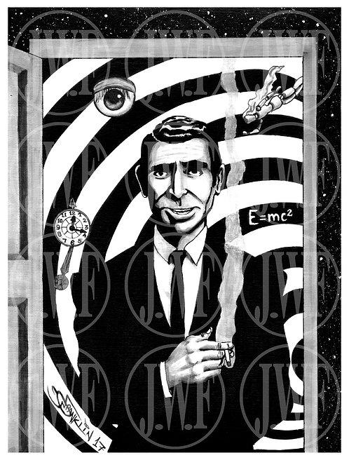 The Twilight Zone- Rod Serling