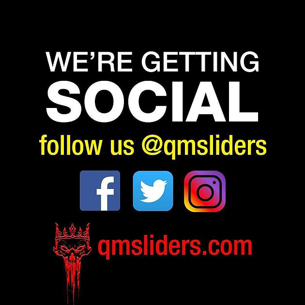 We Are Getting Social Join Us On Facebook Instagram Twitter