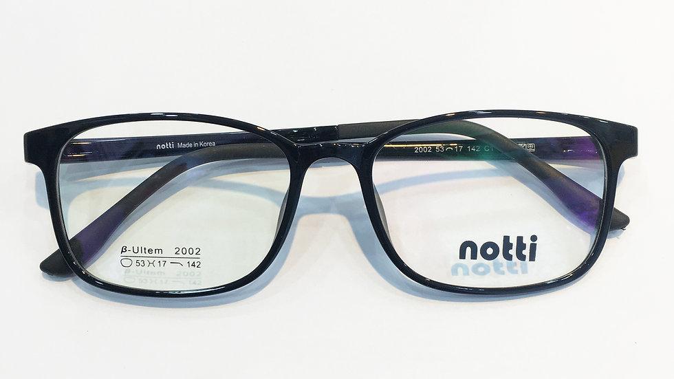 Notti Eyewear 2002 C1BL