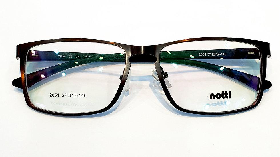 Notti Metal Eyewear 2051 C4