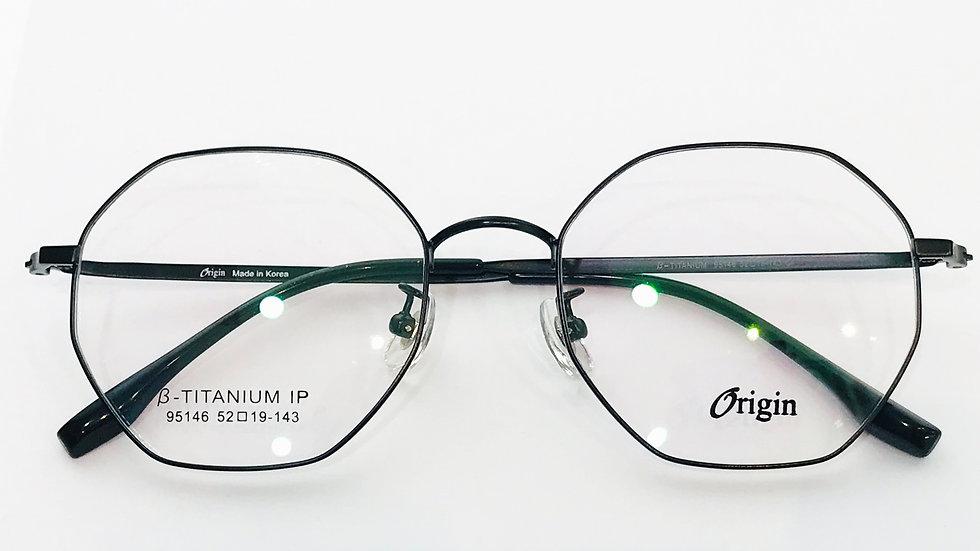 Origin Titanium Eyewear 95146 BL