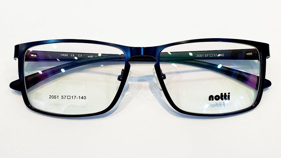 Notti Metal Eyewear 2051 C3