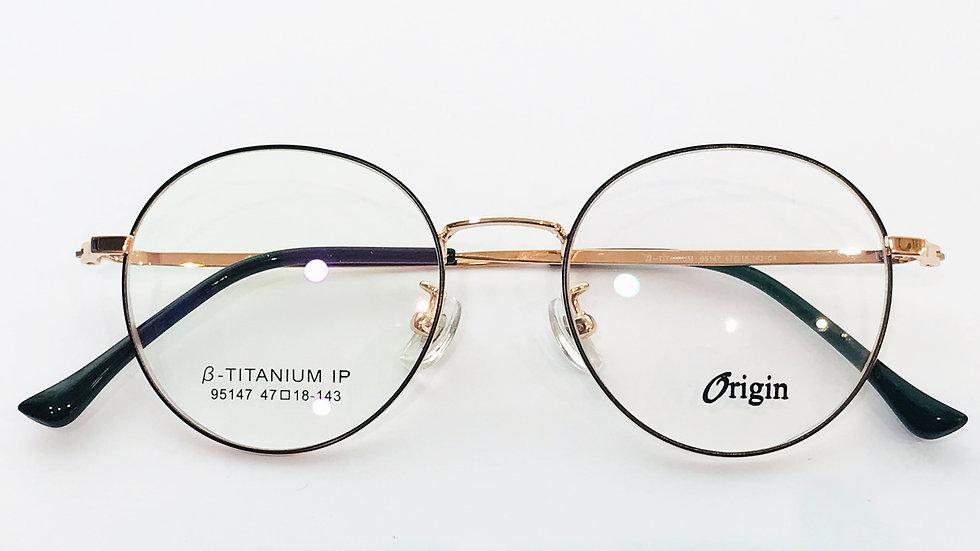 Origin Titanium Eyewear 95147 RG